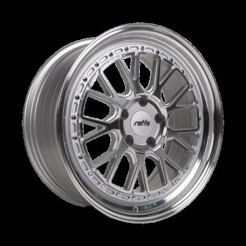 Raffa RS-03 8,5x19 5x112 ET45 Silver
