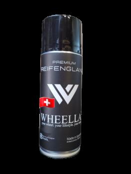 WHEELLA - Premium Reifenglanz Kunststoffpflege 1A Qualität